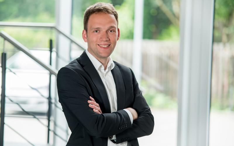 KRK Geschäftsführer Maik Bandolie
